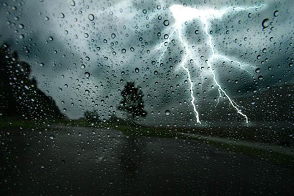 Noche tormentosa