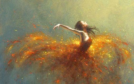 bailarina-con-luces-alrededor
